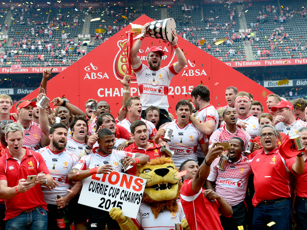 Golden Lions See Off Wp To Win Currie Cup Planet Rugby