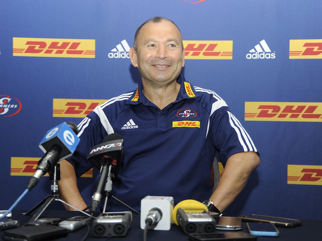 Ed Jones very happy in Cape Town