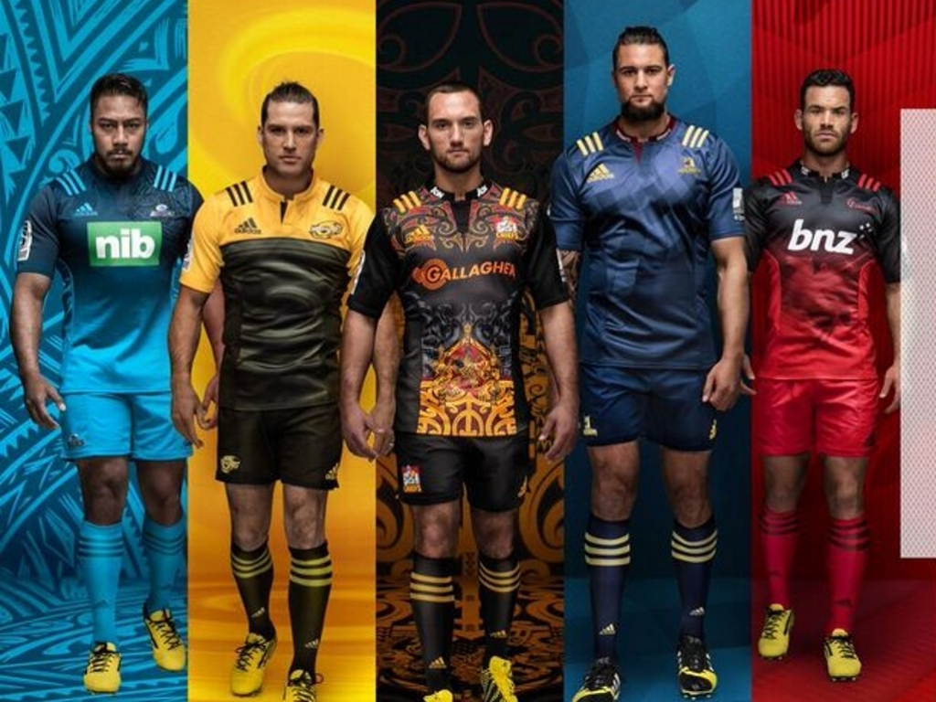 Kiwi Super Rugby Teams Unveil 2016 Kit Planet Rugby