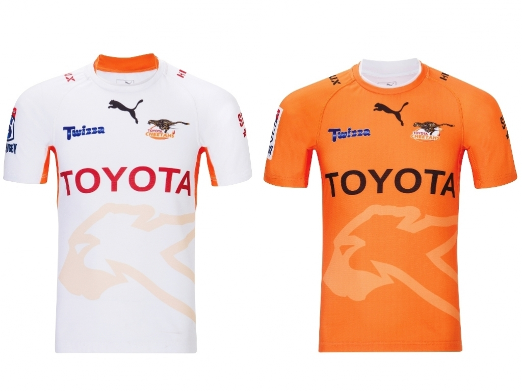 The Cheetahs Have Unveiled Their New Kit For 2016 Super Rugby Season With A Return To Traditional All White Home Strip And An Orange Away
