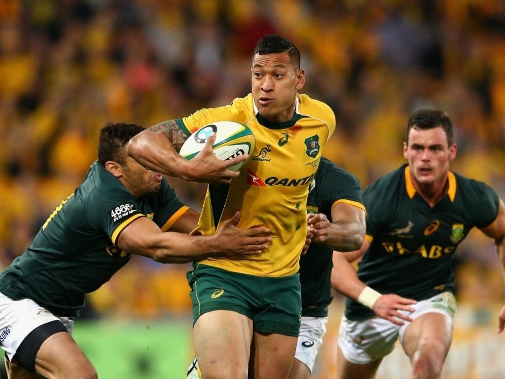 Preview Australia V South Africa