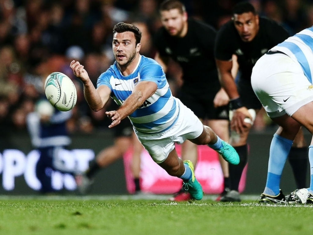 Preview Argentina V New Zealand
