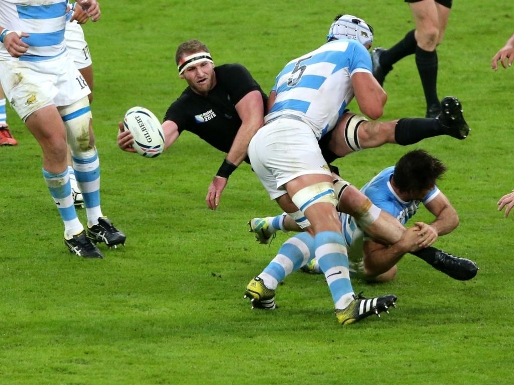 Preview New Zealand V Argentina