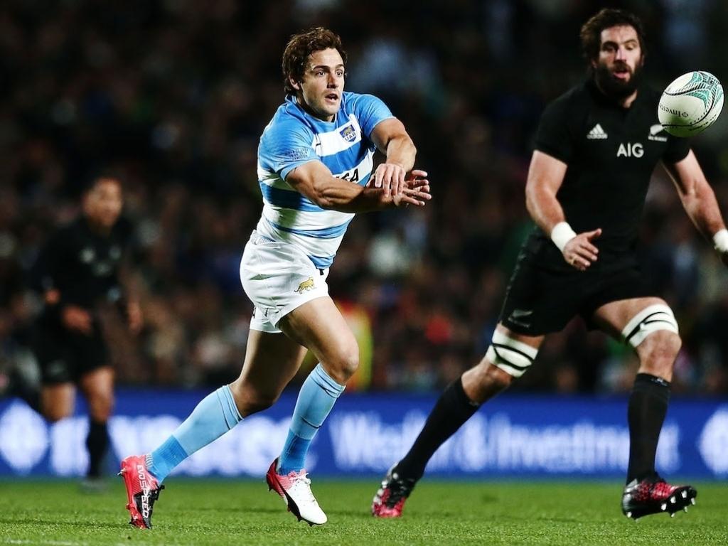 Video New Zealand V Argentina Highlights
