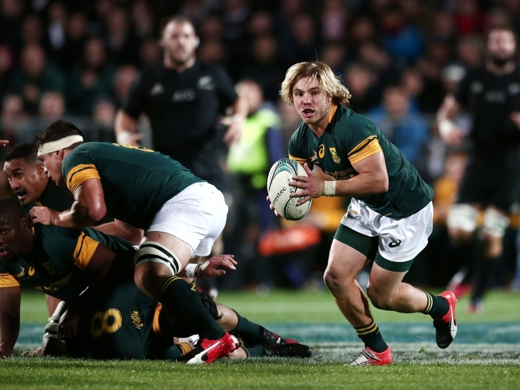 Preview South Africa V New Zealand