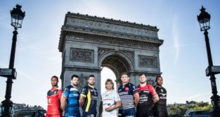 Champions Cup launch – Top 14 clubs